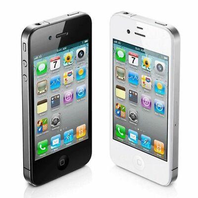 Apple iPhone 4s 64GB 32GB 16GB 8GB AT&T T-Mobile Sprint Verizon Factory Unlocked