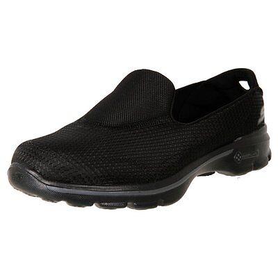 Skechers Go Walk 3 BALLISTIC black Women