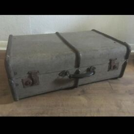 Vintage Steamer Trunk by Drawco