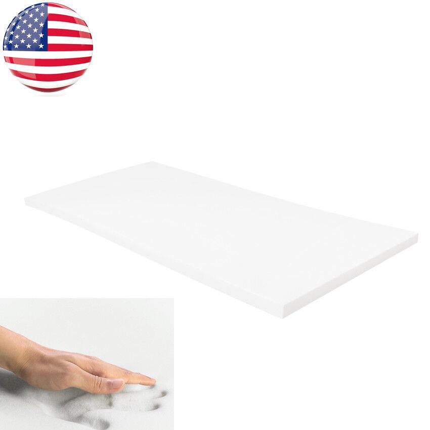 US 3-Inch Mattress Pads Ventilated Memory Foam Crib/Toddler