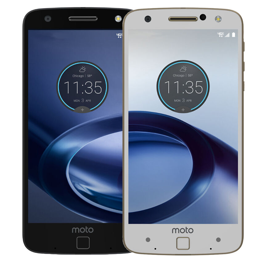 "Android Phone - Motorola XT1650M Moto Z Force Droid ""Factory Unlocked"" 4G LTE 32GB Smartphone"
