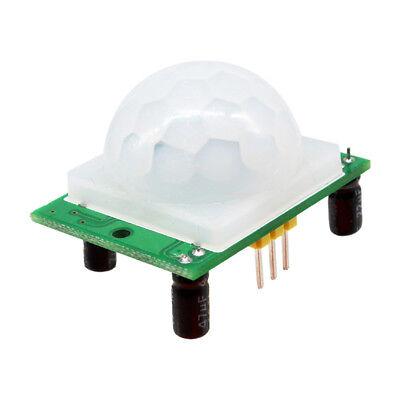 Hc-sr501 Adjustable Pir Motion Sensor Detector Human Infrared Module Arduino U