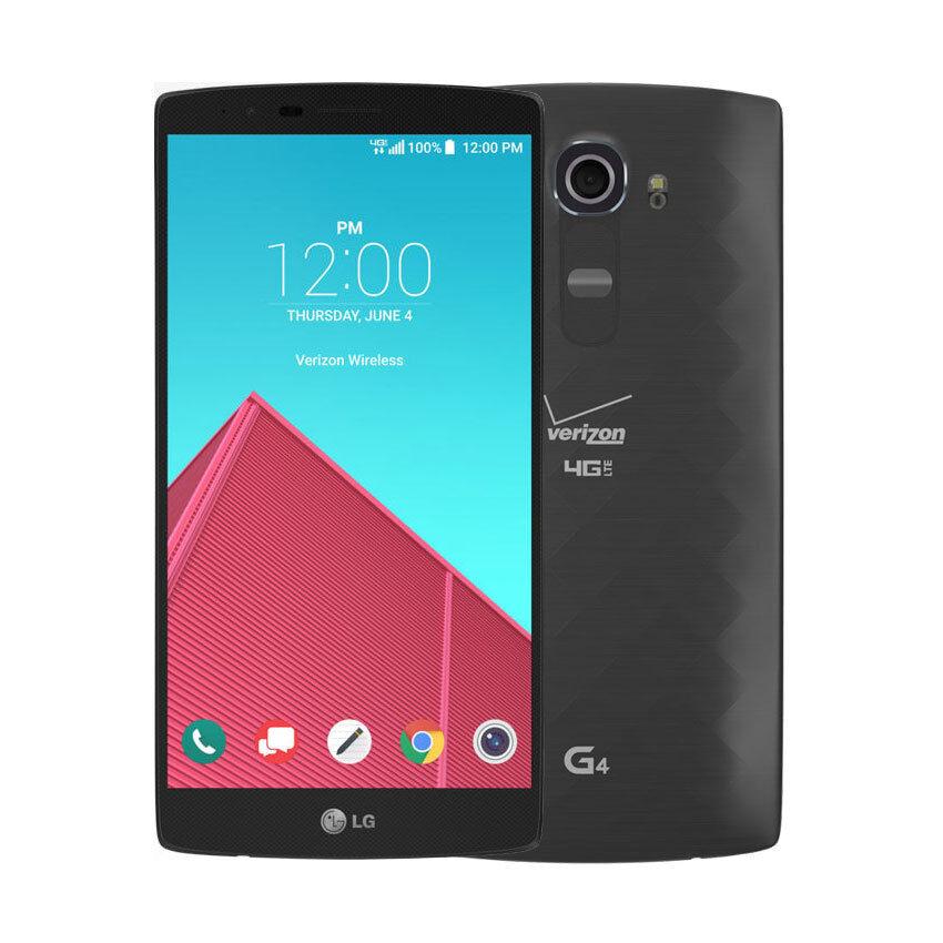 LG VS986 G4 32GB Verizon Wireless 4G LTE Android Smartphone