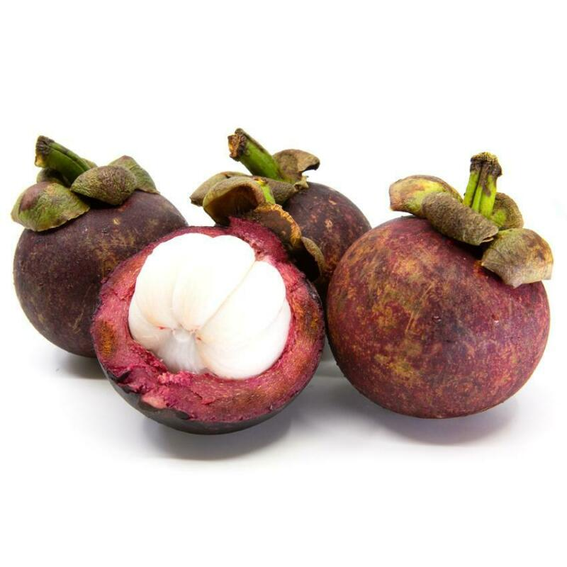 Mangosteen Fresh (2 - 14lbs) Whole Fruit