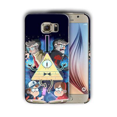 Gravity Falls Samsung Galaxy S4 5 6 7 8 9 10 E Edge Note 3 4 5 8 9 Plus Case 05