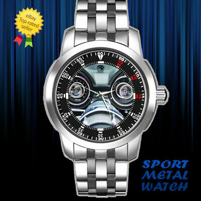 1966 Dodge Monaco 500 Convertible Sport Metal Watch