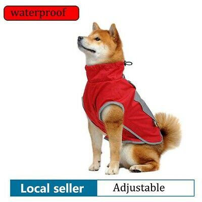 Pet Costume For Dogs (Dog coats for Medium dogs Pet Supplies Clothes Winter Apparel Clothes)