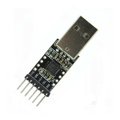 6pin Usb 2.0 To Ttl Uart Module Serial Converter Cp2102 Stc Replace Ft232 Us