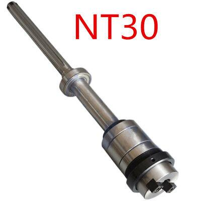Bridgeport Milling Machine Nt30 Shaft Spindle Set 6207 Bearing Cnc Mill Tools