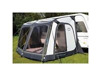 Caravan awning air lite 340