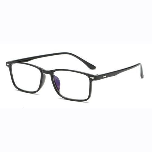 Reading Glasses TR90 Full Frame Rectangular Glasses +1.00 ~ +4.00 For Elder Health & Beauty