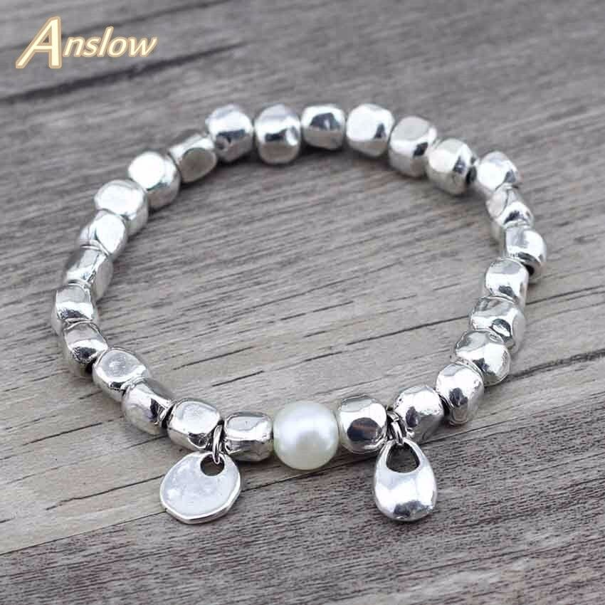 Anslow Drop Water Adjustable Bracelet
