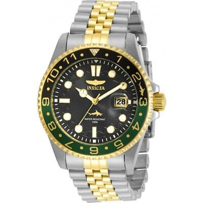 Invicta 30625 Pro Diver 43MM Men's Gold-Tone and Silver Stainless Steel Watch