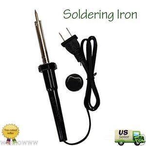 pencil tip soldering iron ebay. Black Bedroom Furniture Sets. Home Design Ideas
