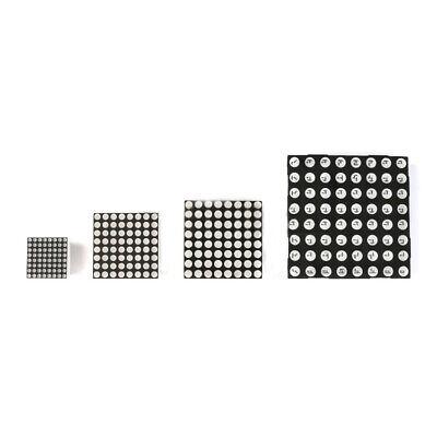 8x8 Dot Matrix 1.933.755mm Red Led Display Clock Common Anode Cathode Diy