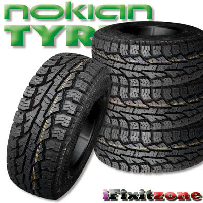 4 Nokian Rotiiva AT 275/55R20 117T M+S Rated All Terrain Tire 275/55/20 New