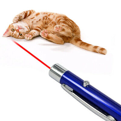 Military High Power 5mw 650nm Red Laser Pointer Pen Visible Beam Light Lazer Do