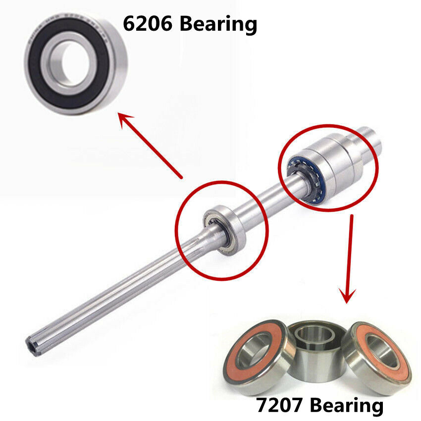 Bearings Assembly Spindle NT30 BRIDGEPORT Milling Machines Parts