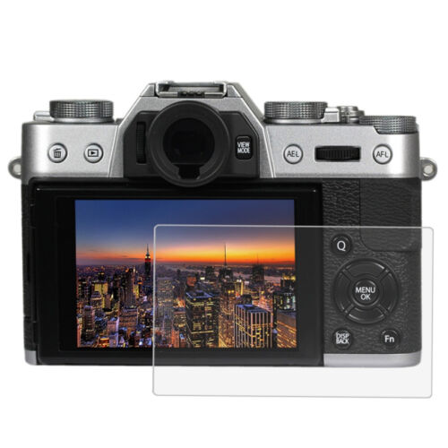 For Fujifilm Digital Camera Tempered Glass Screen Protector LCD Skin Guard Film