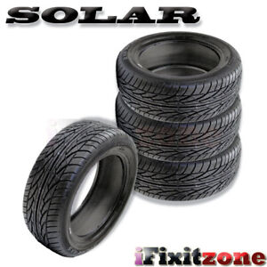 4 Solar 4XS (By Sumitomo) 205/55/16 91H BLK SL All Season Performance Tires