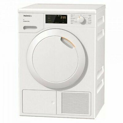 Miele TCB140WP Heat Pump Condenser Sensor Tumble Dryer 7kg Rating A++ White