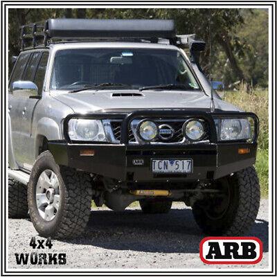ARB Bull Bar for Nissan Navara D22 D21 1992-05 Deluxe Winch Bumper