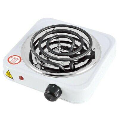 Cocina eléctrica 1000 W Con protección de sobrecalentamiento Fácil transporte