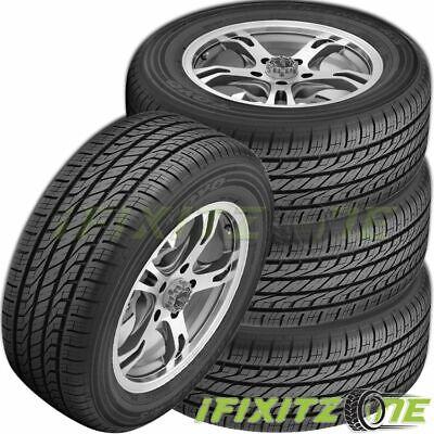4 Toyo Extensa A/S P195/65R15 89T Tires, All-Season, Touring, 620AB, 65000 Mile