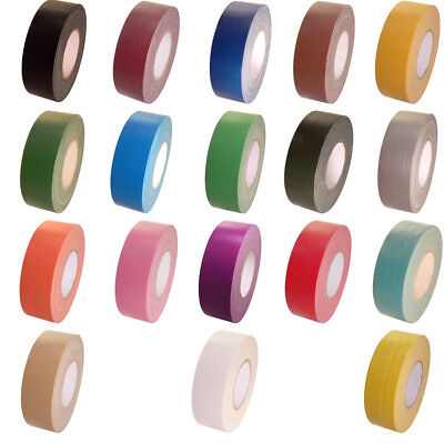 Colored Duct Tape 2 inch x 60 yard Roll - Colored Duct Tape