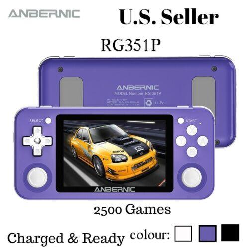 Anbernic RG351P Handheld Retro Video Game Console U.S. Seller & Stock 2500 games