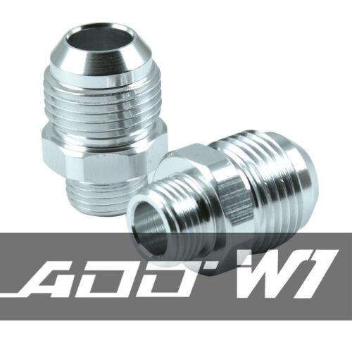 ADD W1 oil catch can Ver1 Ver2 AN-10 AN10 AN10 Fitting Silver
