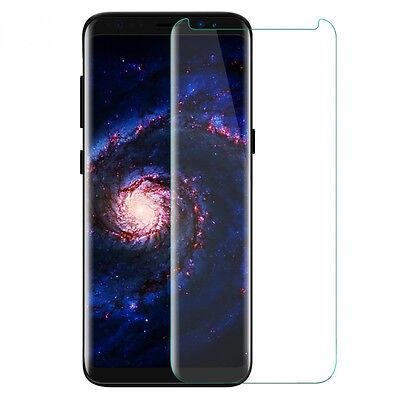 Curved Case Friendly Tempered Glass Screen Protector For Samsung Galaxy S8 Plus