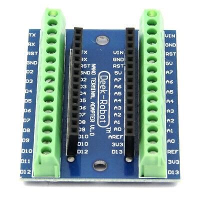 Nano Terminal Adapter For The Arduino Nano Avr Atmega328p-au Module Board Diy