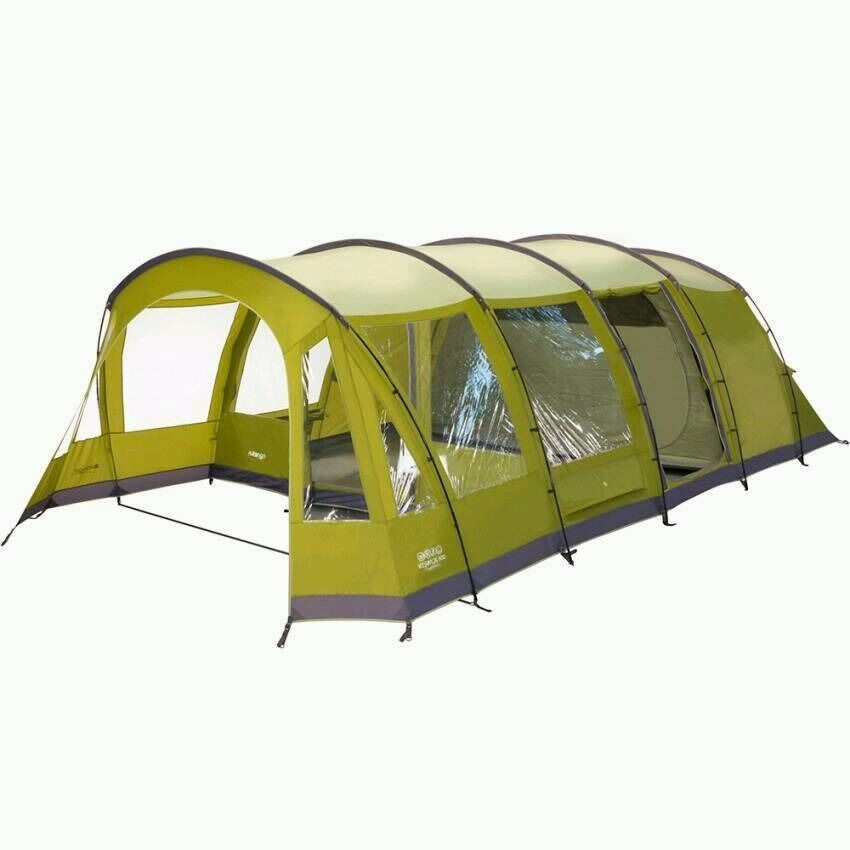 Vango Keswick 600 Tent With Awning