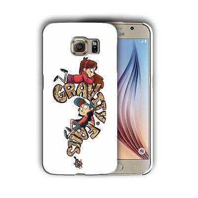 Gravity Falls Samsung Galaxy S4 5 6 7 8 9 10 E Edge Note 3 4 5 8 9 Plus Case 2