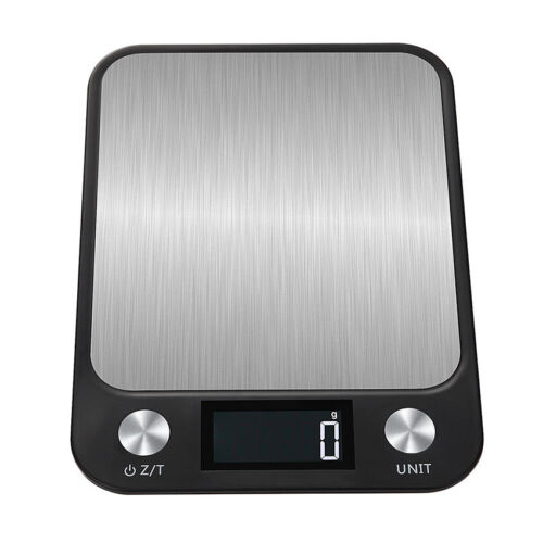 Diet Compact Weight Scale Digital LCD Electronic Kitchen Food Baking Scale~