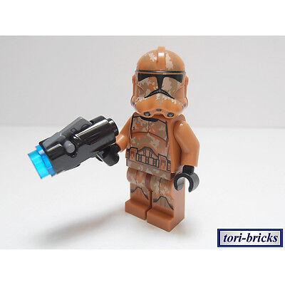 Lego Star Wars Figur Geonosis Clone Trooper mit Blaster »NEU« aus 75089 ()
