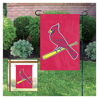 St Louis Cardinals MLB Garden/Window Flag ~ NEW](St Louis Cardinals Garden Flag)