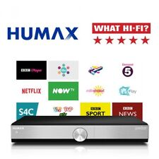 Humax DTR-T2000 500GB DVR Freeview+ HD Youview Set Top Recorder With Catch Up TV
