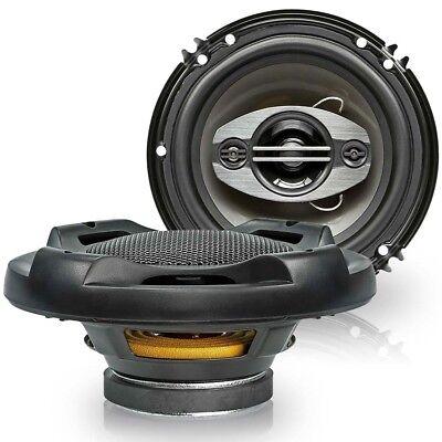 Mercedes CLK C/A209 02-10 / Upgrade Lautsprecher,Boxen 165mm Koax Front