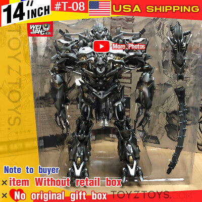 Weijiang Transform T-08 Movie Version Action Figure Collection, Deformation Toys