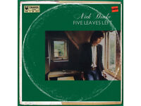 NICK DRAKE - FIVE LEAVES LEFT - BOX SET