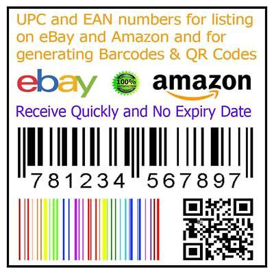 1p Auction EAN Number for eBay or Amazon No Reserve - Recipe For Success GB-0PJJ