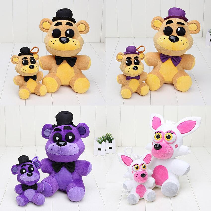 Koala Stuffed Animals Mini, 25cm Five Nights At Freddy S Plush Toys Nightmare Fredbear Golden Freddy Mangle Ebay