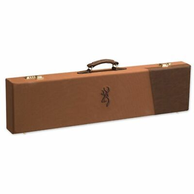 Browning Piedmont Hard Gun Case,33.875x8.75x3.5in,Clay/Brown