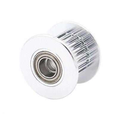 Qty1 Timing Belt Pulley Gear Wheel Sprocket 5m25t Bore 6mm For 15mm Width Belt