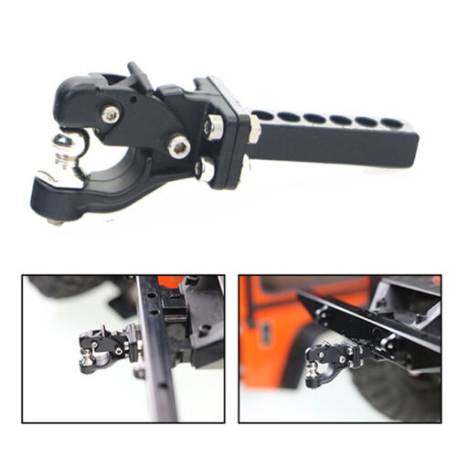 Metal Trailer Hook For 1:10 SCX10 90046 90047 TRX4 Remote Control Climbing Car