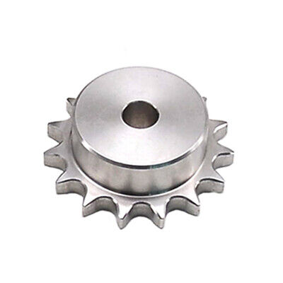 40 Stainless Steel Chain Drive Sprocket Pitch 12 12.7mm For 08b Roller Chain
