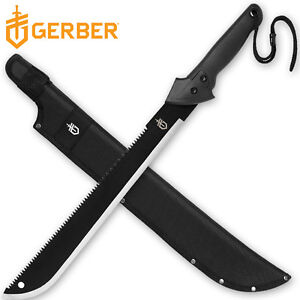 Gerber GATOR MACHETE 31-000758 & Sheath - READY TO SEND!