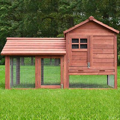 Zooprimus Hasenstall 036 Hasenburg Kaninchenstall Kaninchenkäfig Hasenkäfig